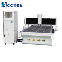 New Type Wood Acrylic Cutting Router Cnc , Vacuum Table Cnc Router Price for Sale