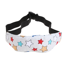 Baby Kids Car Seat Sleep Nap Head Protector Band Baby Stroller Pushchair Doze Off Nod Anti Bump Band Accessories Support Belt