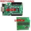 RV901T LED получения карты с 1 шт. HUB40A адаптер карты RV901 RV801 HUB75 HUB75B HUB40 3 шт./лот