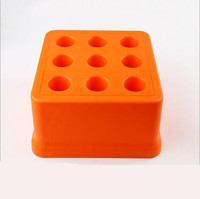 numerical control knife handle Storage box Tool Finishing Box Drill handle Plastic Base Thickened Pen Barrel Parts Box