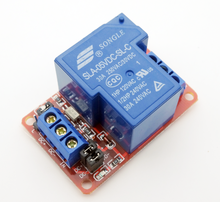 10PCS/LOT 30A 5V 1 Channel Relay Module Optocoupler Isolation High / Low Level Trigger Relay for Arduino