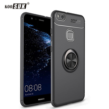 360 Rotating Finger Ring Stand Case For Huawei P10 Lite P 10