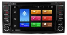 "7""HD IPS 1024X600 Android 8.1 Quad Core Car DVD Player for VW Touareg Android T5 Transporter Multivan 2004-2011 4G Stereo system(China)"