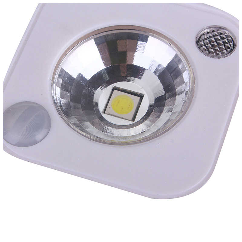 Infrared PIR Motion Sensor LED Ceiling Night Light Battery Powered Porch Lamp