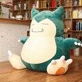 Плюшевые Игрушки Pokemon 30 см Pocket Monster Snorlax Игрушки Из Мультфильма Форма Мягкого Хлопка Pp Чучела Животных Игрушки для Детей Подарок