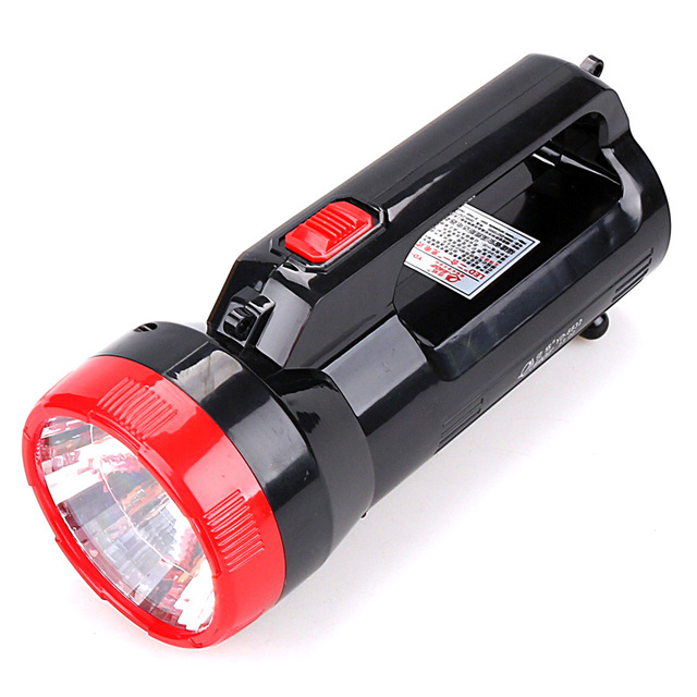Jiage 900 lumens long range brilhante holofotes handheld 2 w holofotes para a caça busca holofotes recarregável portátil YD-6632