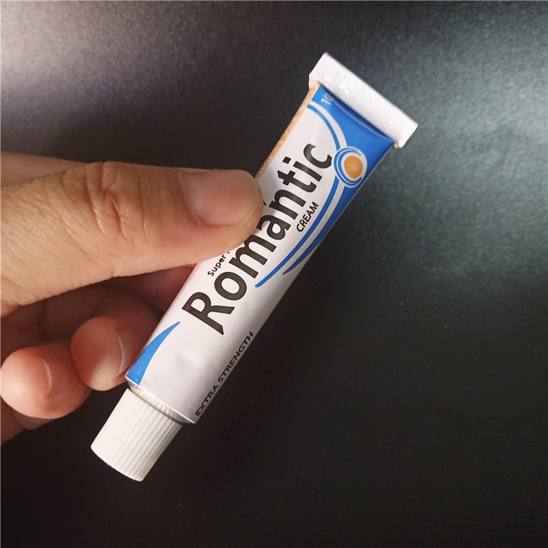 Romantic Super Tattoo Skin Cream Before Painless Care Gel Tattooing Permanent Makeup Operation Body Eyebrow Lips Piercing 10g