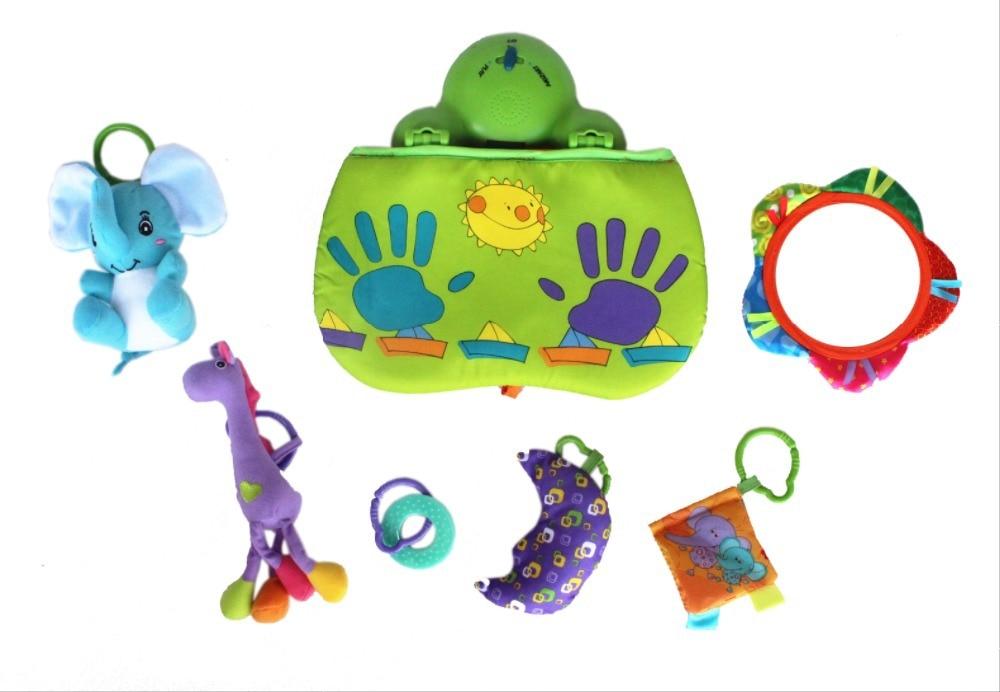 Tapis de sol pour bébé musical en développement pour enfants - 4