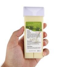 Mjölklucka Depilatory vaxpatron för påfyllningsrull på vaxvärmare för vaxning av hårborttagning och avhärdning