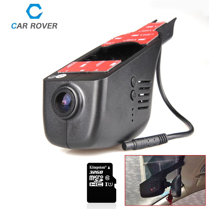 Dedicated Car Camera DVR with Wifi Hidden Installation Video Recorder 1080p Full HD for TOYOTA/Mitsubishi  XV/Forester