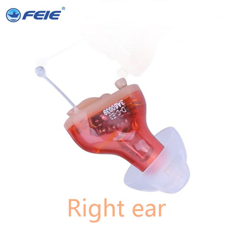 Feie Mini Portable Deaf hearing aid AIDS with 8 channels S-17A tinnitus masker Medico Devices Programmest Selling  Drop Shipping hot selling comfy good quality hearing aid review high end digital hearing aids prices free shipping s 12a