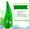Face Care protetor solar Aloe Vera Gel 92% calmante umidade 160 g After Sun reparar Aloe Vera Gel clareador Anti envelhecimento creme para o rosto