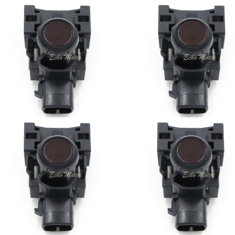 New 4pcs  89341-0N050-D0 PDC Parking Sensor Bumper Reverse Assist for Toyota new reverse backup assist pdc parking sensor fits bmw e39 e46 e53 e60 e61 e63 e64 e65 e66 e83 66200309540 66206989069