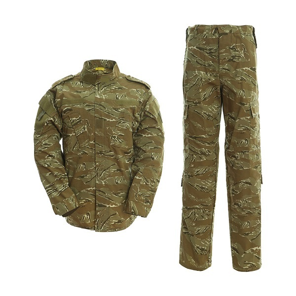 19b533c96280c Military Combat Tactical Paintball Uniform Jacket & Pants US AIR FORCE  MILITARY ABU TIGER STRIPE BDU Camouflage