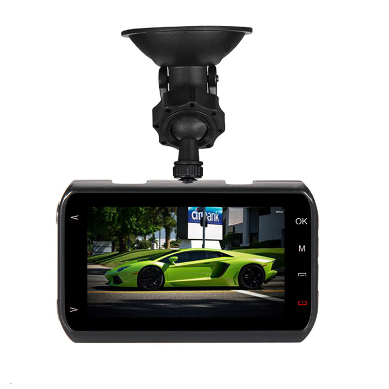 International Edition car styling Car DVR Camera 100 Original Novatek 96223 Full HD 1080P Video