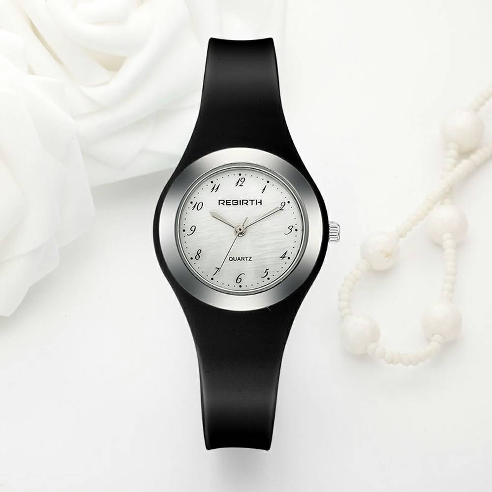 Women Watch Fashion Casual Ladies Waterproof Sport Simple Clock Top Brand Small Dial Silicone Band Wristwatch Gifts