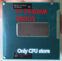משלוח חינם אינטל CPUI7 3940XM SR0US I7 3940XM מעבד SROUS 3.0G 3.9G/8M