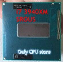 送料無料インテル CPUI7 3940XM SR0US I7 3940XM プロセッサ srous 3.0g 3.9 グラム/8 メートル