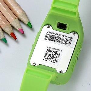 Image 5 - אנטי איבד Q50 ילדים חכם שעון OLED ילד GPS Tracker SOS צג מיצוב טלפון GPS תינוק שעון IOS אנדרואיד pk q12 s9 שעון