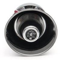 NEW Safurance 200W 12V Loud Speaker Car Horn Siren Warning Alarm Stainless Steel Home Security Safety