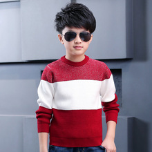 Boys sweater knitting baby cotton knitted sweaters children autumn coat casual boy knitted sweater in the