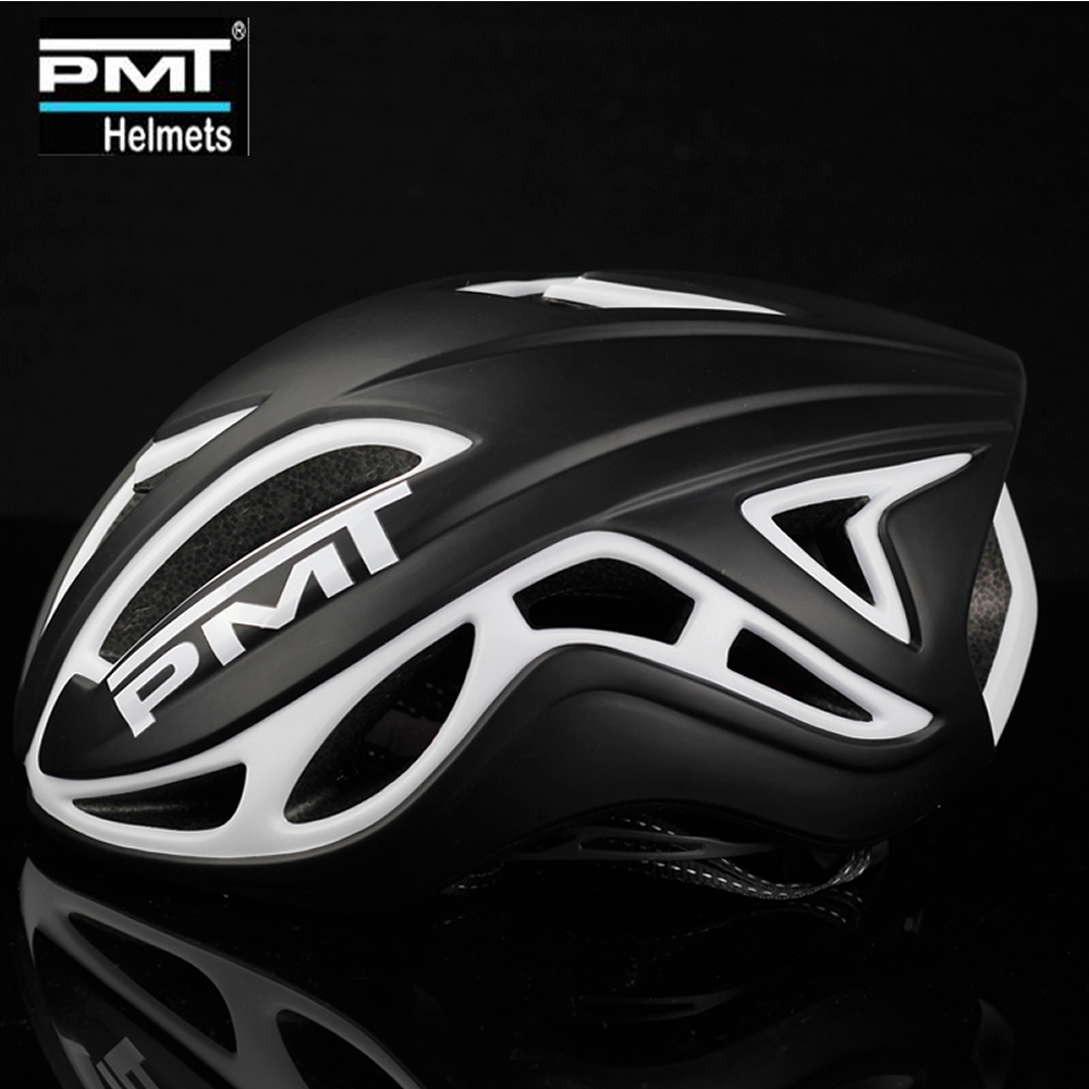 цена на PMT Ultralight specialize Cycling Helmet Integrally-molded Road Mountain MTB Bike Bicycle Helmet Casco Ciclismo 17 holes M L