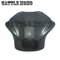 Motorcycle Carbon Fiber 3D Tank Pad Protector Cover For YAMAHA YZF600 R6 2008 2012 2010 2011 Tank Cover Pad Protector