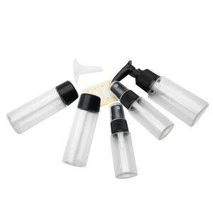 Image 5 - Outtop spray garrafa 1pc garrafas de viagem portátil garrafa de embalagem beleza cosméticos spray conjunto maquiagem jan11