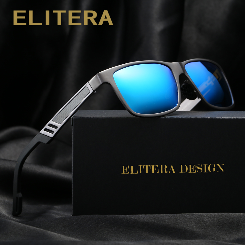 ELITERA Aluminum Magnesiu Polarized Men s