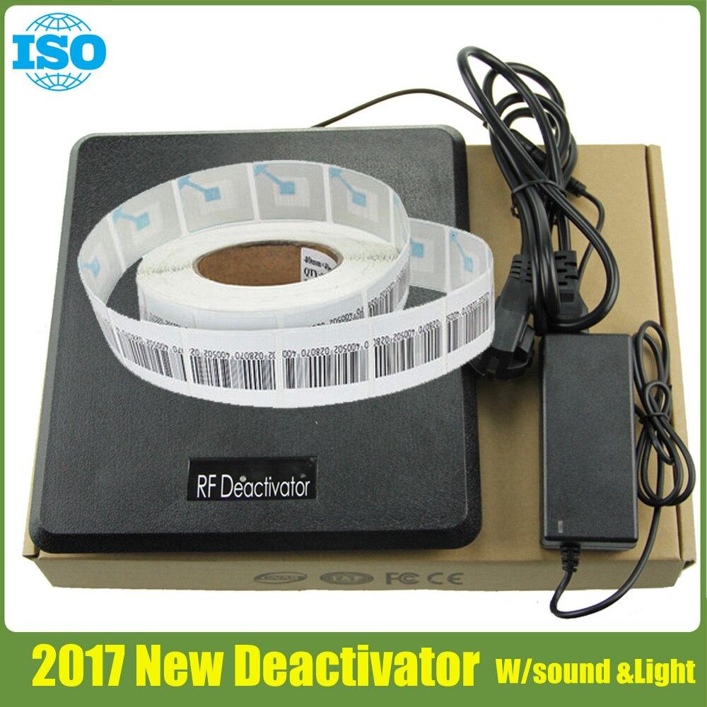 eas deactivator RF8.2Mhz soft label deactivator sensor tag detector w/ sound light alarmeas deactivator RF8.2Mhz soft label deactivator sensor tag detector w/ sound light alarm