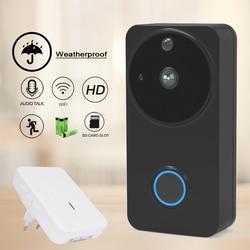 CTVMAN водонепроницаемый Видеозвонок Wifi дверной звонок Домофон для дома беспроводной видеодомофон для квартиры батарея IP камера домофона