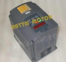 【EU free VAT】 1.5KW Air cooled spindle motor 80x200mm ER16 & 1.5KW VFD 220V inverter & 80mm clamp aluminium bracket for CNC MiLL
