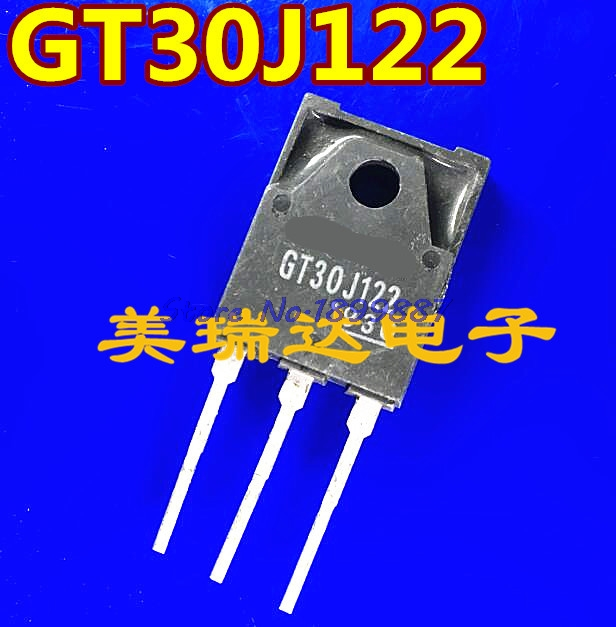 10pcs/lot GT30J122A 30J122A GT30J122 GT30J121 GT30J101 TO-3P 30A In Stock
