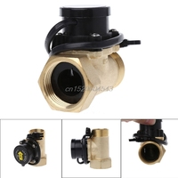 HT 800 1 Inch Flow Sensor Water Pump Flow Switch Easy To Connect R06 Drop Ship