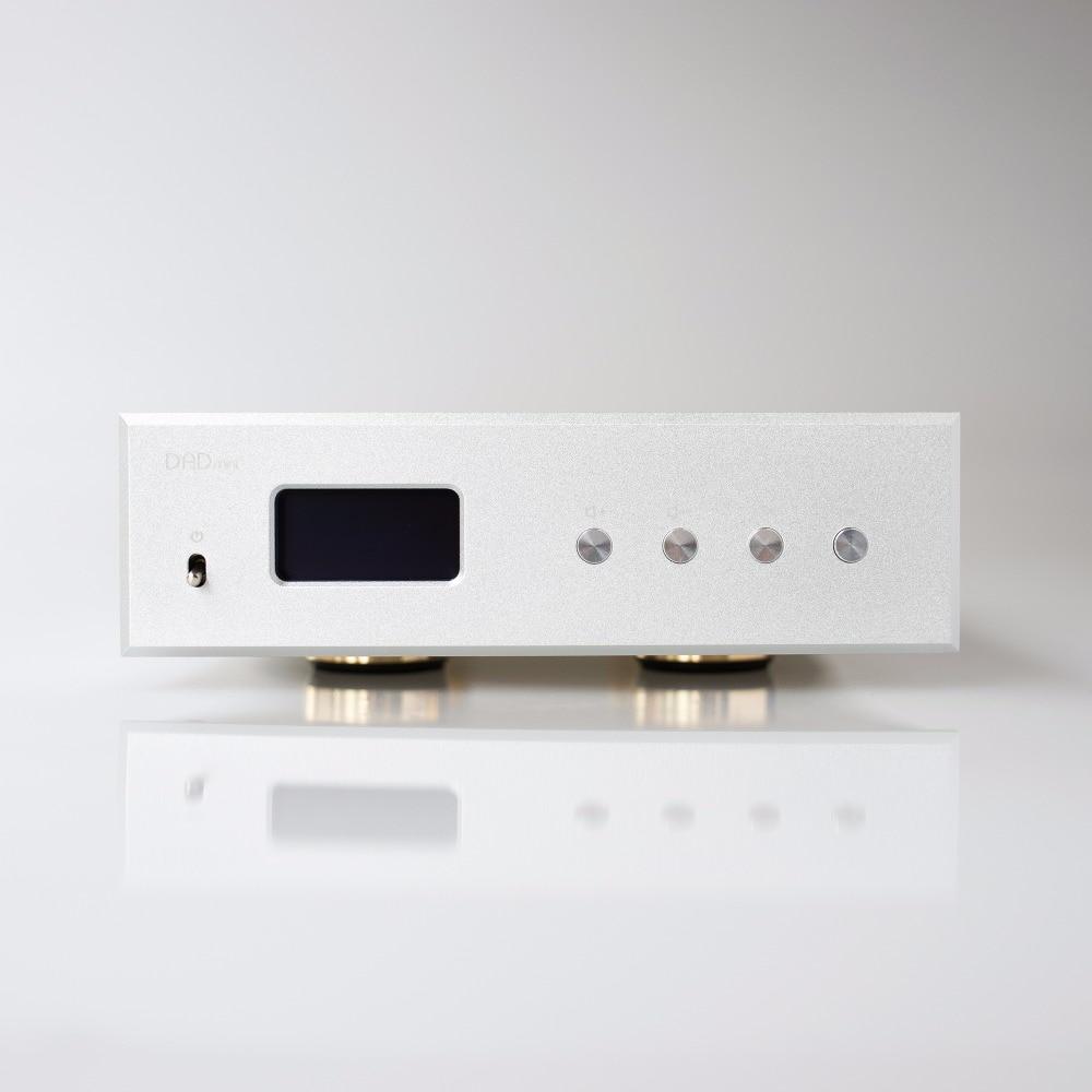 Music Hall Latest  DADmini & ES9028PRO DAC XMOS USB Digital Audio Decoder COAX/OPT Support DSD/DOP