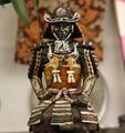 2016 New Hot Creative Desktop Decoration Japanese States Samurai Armor Armor Warring States Model Christmas Ornaments