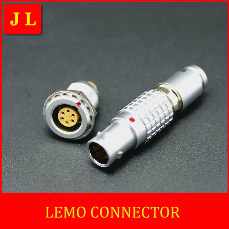LEMO  FGG.1B.306.CLAD/EGG.1B.306.CLL ,Circular metal plug self-locking connector,LEMO connector B series  цены