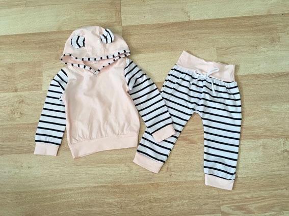 JENYA INS gorąca sprzedaż niemowlęca odzież dla niemowląt zestaw - Odzież dla niemowląt - Zdjęcie 3