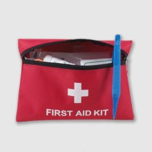 13Pcs/bag Hot Sale Travel first aid package medical kits kit outdoor Mini Family First Aid Equipment Car Bag