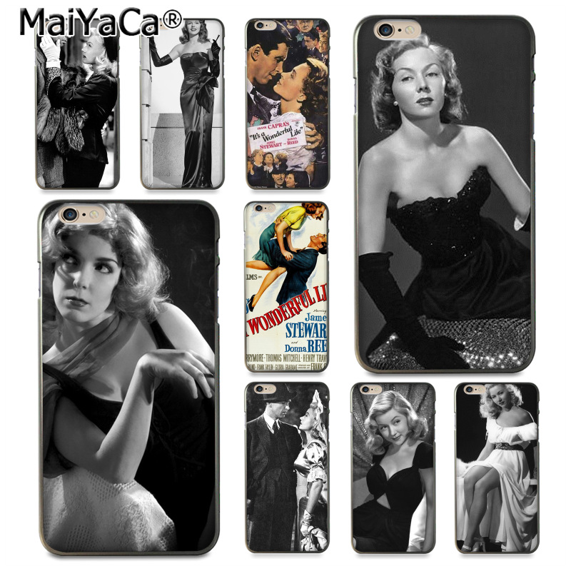 MaiYaCa Classic Movie It Is A Wonderful Life Detailed Popular Phone case for iPhone 8 7 6 6S Plus X 10 5 5S SE 5C Coque Shell