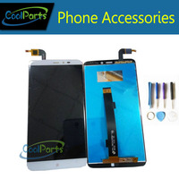 1PC Lot High Quality For PPTV King 7 PP6000 LCD Display Screen Touch Screen Digitizer Replacement