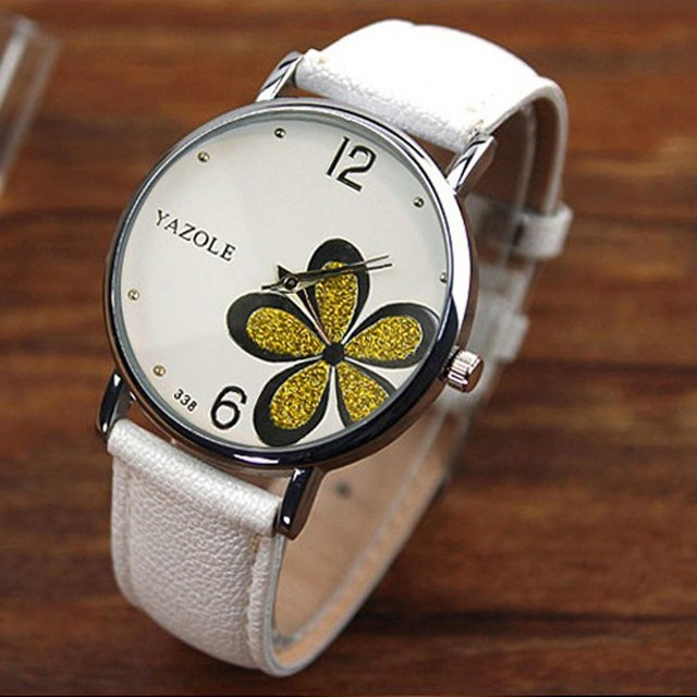 Quartz Watch Women Watches Brand Luxury 2017 Wristwatch Female Clock Wrist Watch Lady Quartz-watch Montre Femme Relogio Feminino
