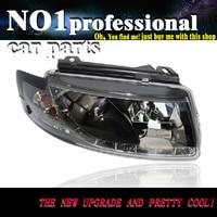 OUMIAO Car Styling for V.W Passat B5 1999 2000 2001 2002 2003 2004 2007 headlight LED xenon lens LED car light H7 h1 led light
