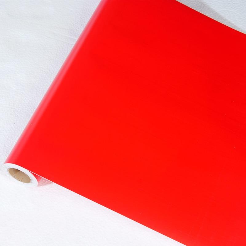 Popular red wallpaper designs buy cheap red wallpaper for Self adhesive vinyl wallpaper