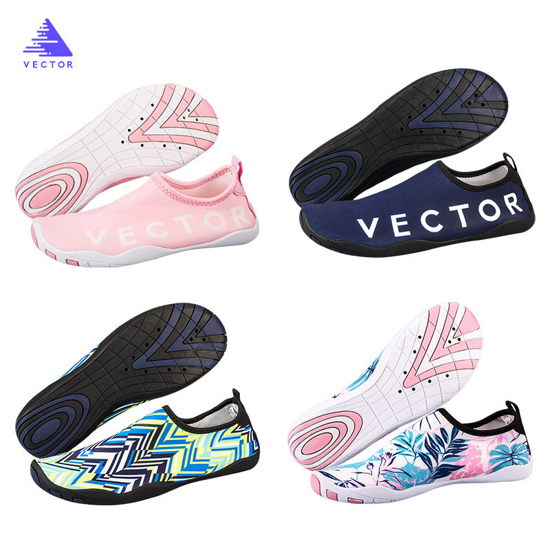 VECDUO Unisex Water Sports Shoes Quick Dry Barefoot Aqua Socks Swim Shoes Pool Beach Walking Running