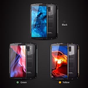 """Image 5 - Blackview BV6800 Pro 5.7"""" Smartphone IP68 Waterproof MT6750T Octa Core 4GB+64GB 6580mAh Battery Wireless Charge NFC Cell phone"""