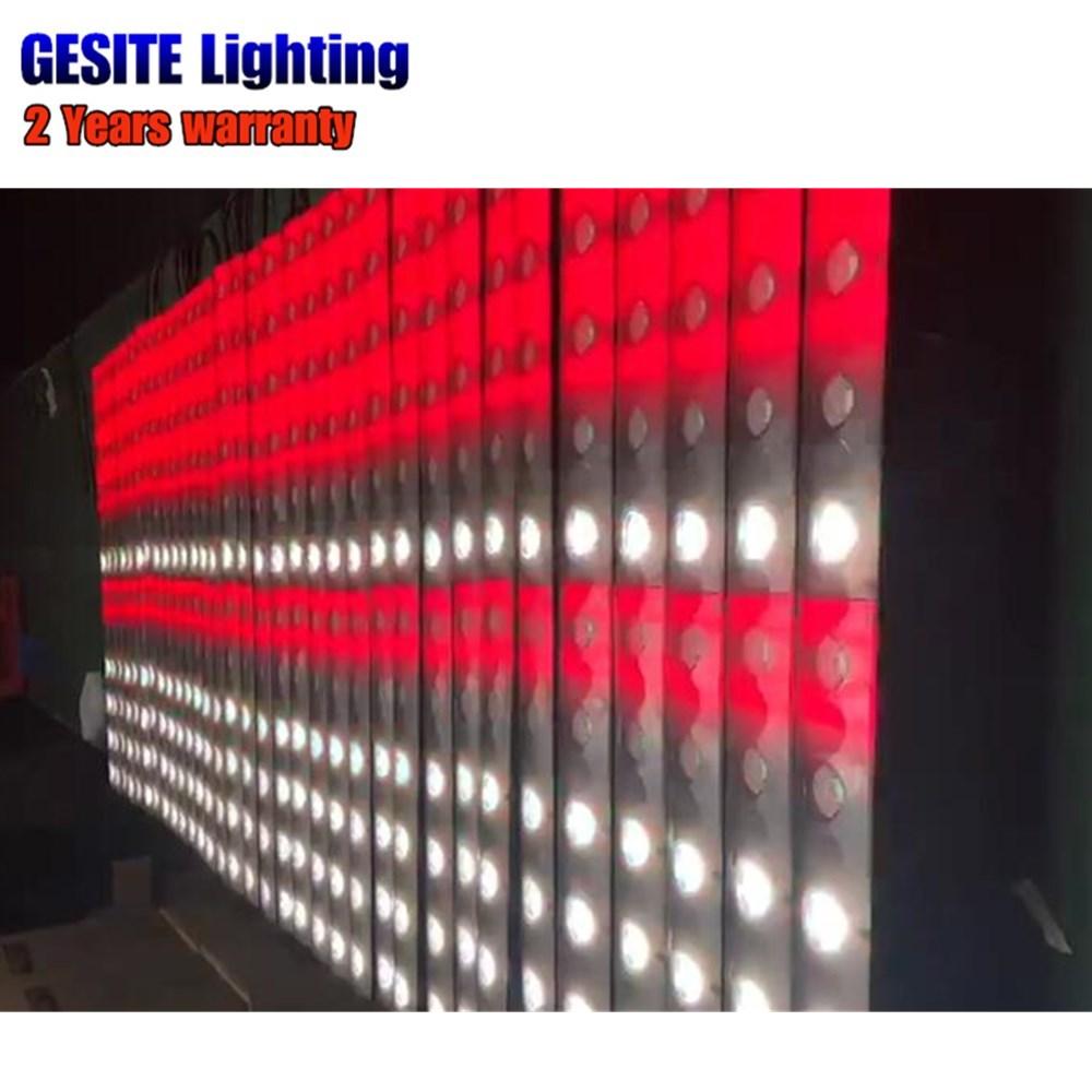 Commercial Lighting The Best 4pcs/lot 12x3w Led Wall Washer Light Rgb Dmx Mode 90v-240v Led Bar Numerous In Variety Lights & Lighting