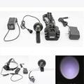 Best High Lumen XM-L T6 LED Headlamp Headlight Bicycle Light Camping Hunting Head Light Lamp 3 Mode +4*18650 Battery Set+Charger