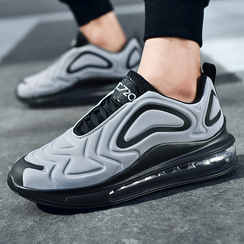Chaussures de Sport pour hommes chaussures de course de marque respirant Zapatillas Hombre Deportiva 270 chaussures pour hommes de haute qualité en plein air formateur Sneaker