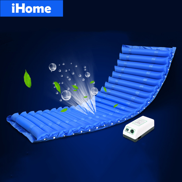 Air Ventilation Pneumatic Alternating Pressure Air Mattress Cushion Prevent Bedsores Decubitus for Bedridden Elderly or Patient